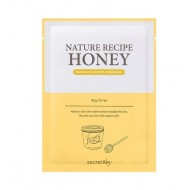 Маска тканевая медовая SECRET KEY Nature Recipe Mask Pack Honey 20 гр