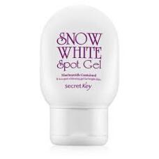 Гель для лица и тела осветляющий SECRET KEY Snow White Spot Gel 65 гр