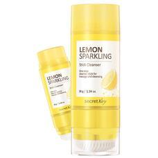 Стик очищающий SECRET KEY Lemon Sparkling Stick Cleanser 38 гр