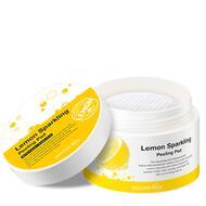 Диски ватные для пилинга SECRET KEY Lemon Sparkling Peeling Pad 70 шт