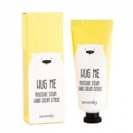 Крем для рук увлажняющий SECRET KEY HUG ME Moisture Steam Hand Cream Citrus 30 мл