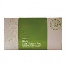Хлопковые пады DEOPROCE DAILY SOFT COTTON PAD 80 шт
