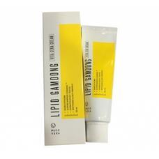 Осветляющий крем на основе натуральных экстрактов DEOPROCE MUSEVERA Lipid Gamdong Zinc Vita Cream 50 мл