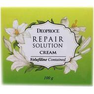 Крем для лица с волюфилином DEOPROCE REPAIR SOLUTION CREAM 100 гр