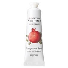 Крем для рук парфюмированый SKINFOOD Shea Butter Perfumed Hand Cream (Pomegranate scent) 30 мл
