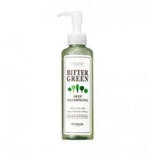 Гель для лица глубокоочищающий SKINFOOD Bitter Green Deep Cleansing Gel 200 мл