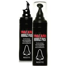 Маска- пленка для очищения лица Lioele L'cret Volcano Bubble Pack 30 мл