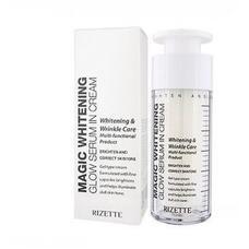 Сыворотка-крем осветляющий Lioele Rizette Magic Whitening Glow Serum In Cream 35 гр
