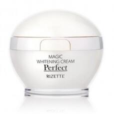 Крем для лица осветляющий Lioele Rizette Magic Whitening Cream Perfect