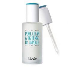 Сыворотка очищающая и сужающая поры Lioele Pore Clean & Tightening Dr. Ampoule Pore Control 35 гр