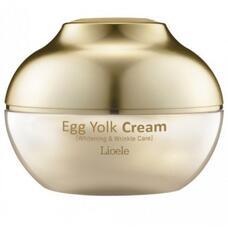Крем для лица яичный Lioele Egg Yolk Cream 50 гр