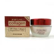 Крем для лица с коллагеном регенерирующий 3W Clinic Collagen Regeneration Cream
