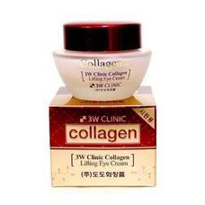 Лифтинг крем для век с коллагеном 3W Clinic Collagen Lifting Eye Cream