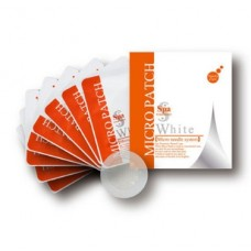 Отбеливающие патчи с микроиглами для лица Wave Corporation Spa Treatment White Micro Patch № 8