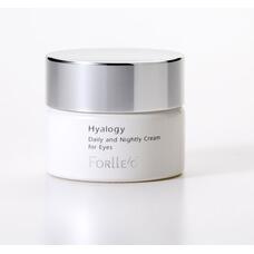 Крем для кожи вокруг глаз Forlle'd Hyalogy Daily and Nightly Cream for Eyes РН 5.7-6.7