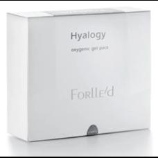 Forlled Hyalogy Oxygenic gel pack Набор Кислородная гель-маска+Сухая сыворотка 25g+1.5g № 10