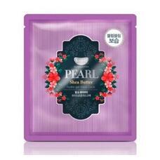 Маска для лица KOELF гидрогелевая с маслом ши и жемчужной пудрой PEARL & SHEA BUTTER, 30 гр