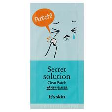 Пластыри для лица IT`S SKIN SECRET SOLUTION для проблемной кожи 60 шт