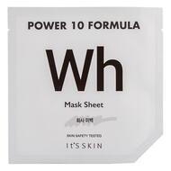 Маска для лица IT`S SKIN POWER 10 FORMULA WH отбеливающая 25 мл