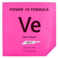 Маска для лица IT`S SKIN POWER 10 FORMULA VE с витамином E (питательная) 25 мл