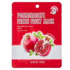 Маска для лица SHINETREE FRESH FRUIT с экстрактом граната 23 г