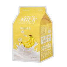 Маска для лица A`PIEU Банан (с молочными протеинами) 21 гр