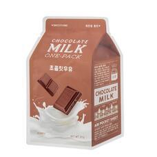 Маска для лица A`PIEU Шоколад (с молочными протеинами) 21 гр