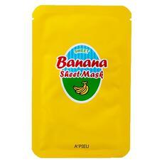 Маска для лица A`PIEU с экстрактом банана и меда 23 г