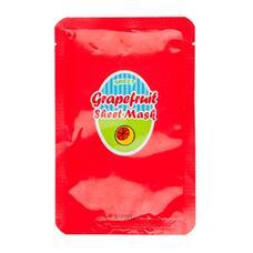 Маска для лица A`PIEU с экстрактом грейпфрута и минеральной водой 23 г