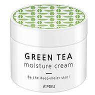 Крем для лица A`PIEU увлажняющий Зеленый чай 115 мл