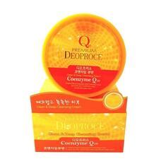 Крем для лица очищающий с коэнзимом Q10 GREENCOS PREMIUM DEOPROCE CLEAN & DEEP COENZYME Q10 CLEANSING CREAM 300 гр