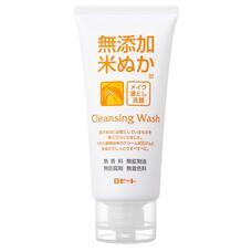 Кремовая пенка для умывания и снятия макияжа с экстрактом риса ROSETTE 120 гр