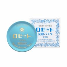 Очищающее средство для умывания для сухой кожи с серой, предотвращающей угревую сыпь и сухость кожи ROSETTE 90 гр