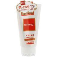 Маска для лица с натуральной белой глиной SHISEIDO Naturgo 120 гр