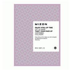 Маска листовая для лица с лифтинг эффектом MIZON ENJOY VITAL-UP TIME LIFT UP MASK 25 мл