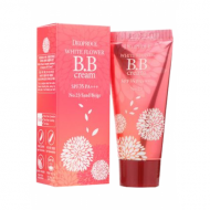 Крем ББ 21 тон GREENCOS DEOPROCE WHITE FLOWER BB CREAM SPF35 PA+++ 21 30 гр