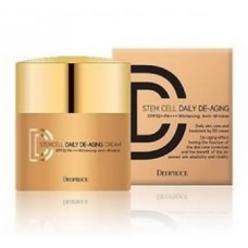 Крем ДД маскирующий GREENCOS DEOPROCE STEM CELL DAILY DE-AGING CREAM 23 40 г