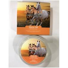 Крем для лица и тела на основе лошадиного жира GREENCOS DEOPROCE NATURAL SKIN HORSE OIL NOURISHING CREAM 100гр