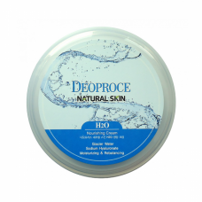 Крем для лица и тела увлажняющий GREENCOS DEOPROCE NATURAL SKIN H2O NOURISHING CREAM 100 гр