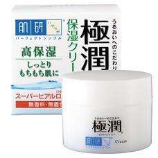 Крем для лица `HADA LABO` GOKUJYUN увлажняющий с гиалуроновой кислотой 50 г