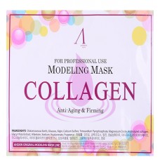 Маска АН Original альгинатная с коллагеном укрепляющая (саше) LIGIAN Co.Ltd Collagen Modeling Mask Refill 25гр