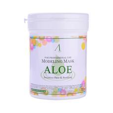 Маска АН Original альгинатная с экстр. алоэ успок. (банка) 700мл LIGIAN Co.Ltd Aloe Modeling Mask container 240гр