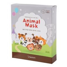 Маска тканевая БР Cosmelab Animal набор Animal mask series 7p Set 25мл