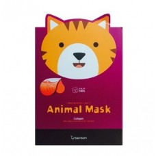 Маска тканевая Cosmelab БР Animal с морским коллагеном  Animal mask series Cat 25 мл