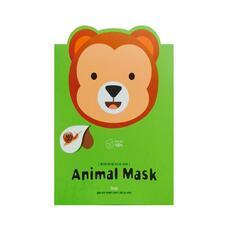 Маска тканевая БР Animal Cosmelab с муцином улитки Animal mask series monkey 25 мл