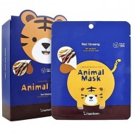 Маска таканевая Cosmelab БР Animal с экстрактом женьшеня Animal mask series Tiger 25 мл