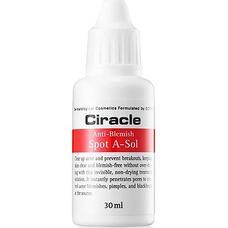 Средство точечное от акне COTDE СР Anti-acne Ciracle Anti-blemish Spot A-Sol 30 мл