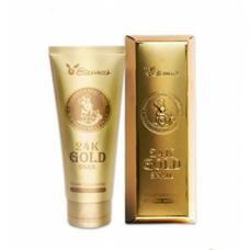 Пенка для умывания МУЦИН УЛИТКИ И ЗОЛОТО 24K Gold Snail Cleansing Foam, 180 мл, Elizavecca