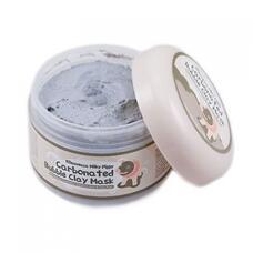 Маска для лица очищающая КИСЛОРОДНАЯ с глиной Сarbonate Bubble Clay Mask, 100 гр, Elizavecca