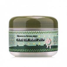Маска для лица желейная с коллагеном ЛИФТИНГ Green Piggy Collagen Jella Pack, 100 гр, Elizavecca